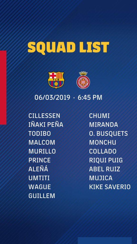 Moussa Wagué, titulaire pour la première fois avec le Barça A