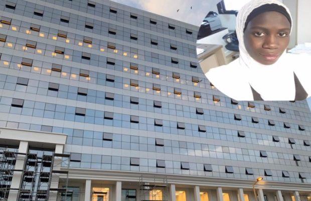 ROKHAYA SAGNA : LE BUILDING ADMINISTRATIF, C'EST ELLE !