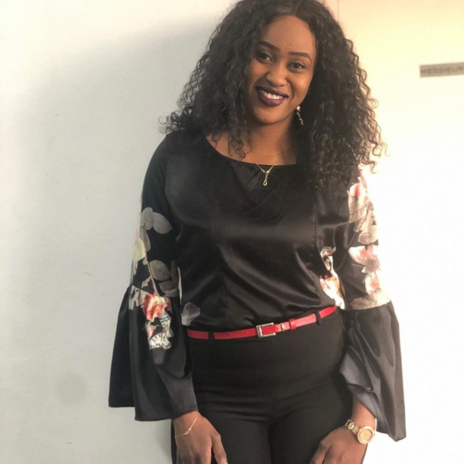 Sokhna Natta Mbaye, la voix d'or de la RFM est super canon