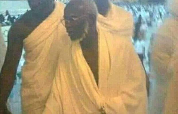 Arrêt sur image : Une photo rare de Serigne Mountakha Mbacké à la Mecque !