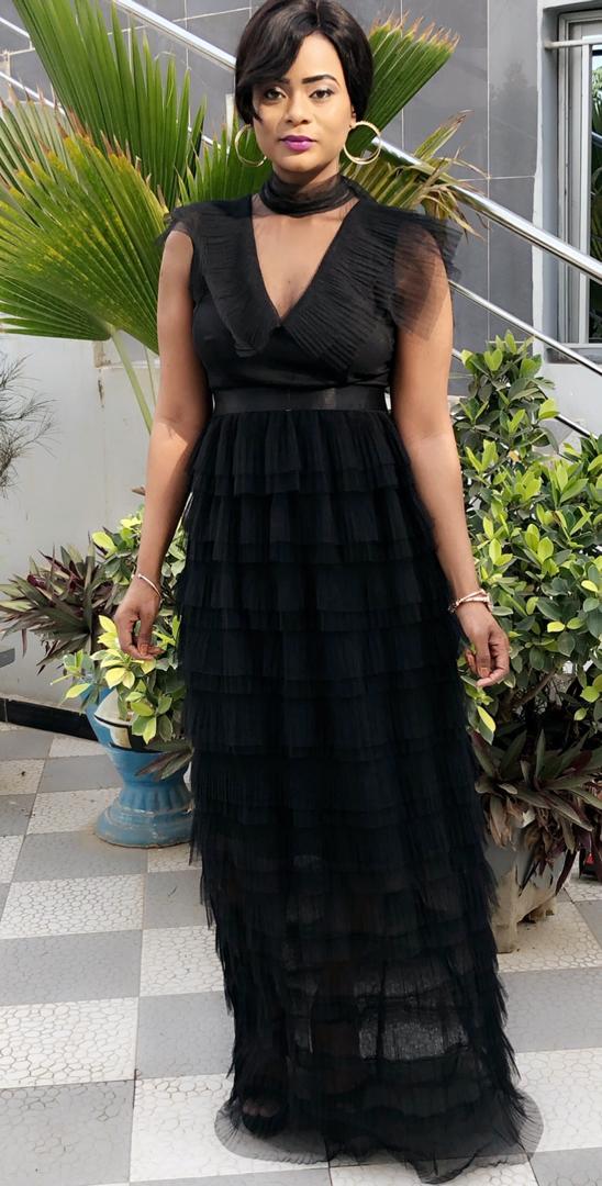 Quand la couleur noire répond aux astuces de Merry Béye Diouf, madame Hi Tech.