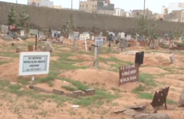 Cambérène : là où les morts disparaissent mystérieusement quelques jours après leur enterrement