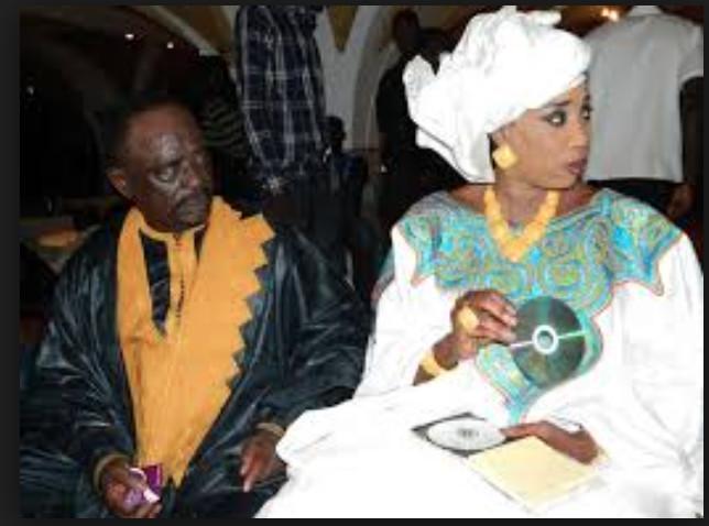 NÉCROLOGIE: Kiné Lam vient de perdre son mari Dogo.