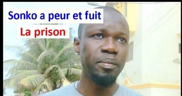 Peur de Rebeuss : Sonko dans le silence total… Il évite la prison