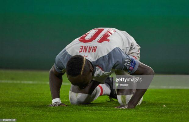 Sadio Mané claque un doublé et élimine le Grand Bayern Munich