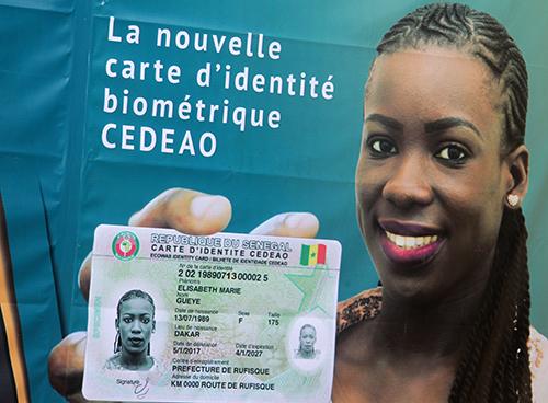 Ministère de l'Intérieur : les machines de confection des cartes d'identité biométrique en panne