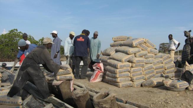 Sococim- Eclairages sur la hausse du prix du ciment : Le DG évoque une volonté de répercuter la taxe