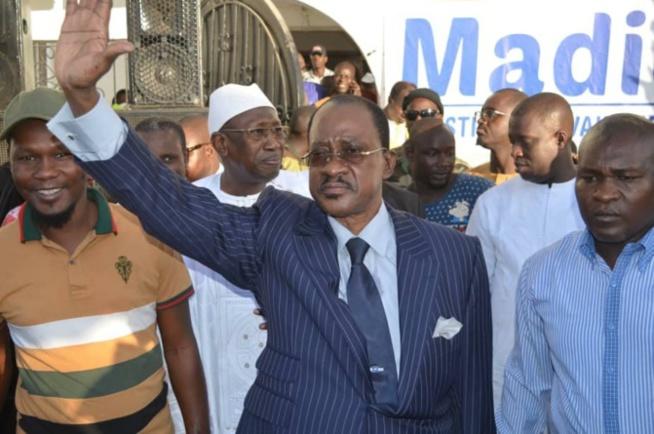 Seydou Diouf, député: « comment se fera le remplacement de Madické Niang ? »