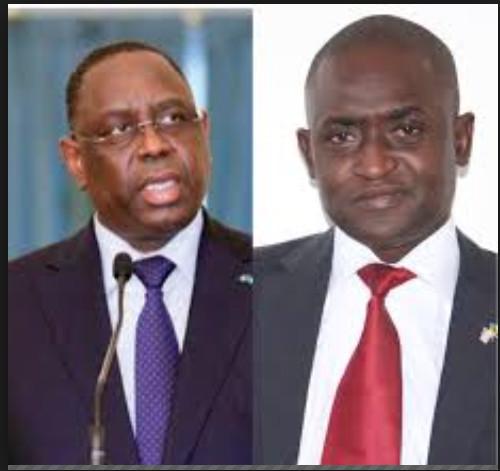 """Derrière la """" Paix """" qu'il prêche, Idrissa Seck et ses officiers préparent un coup d'État.  ( Déclaration du Président Abdoulaye Mamadou Guissé.)."""