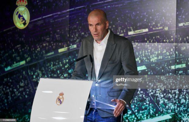Mercato – PSG : Zidane se prononce sur les pistes Neymar et Mbappé !