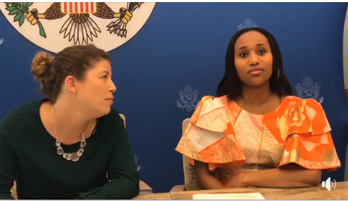 Ambassade des Etats-Unis au Sénégal: les visas non-immigrants!