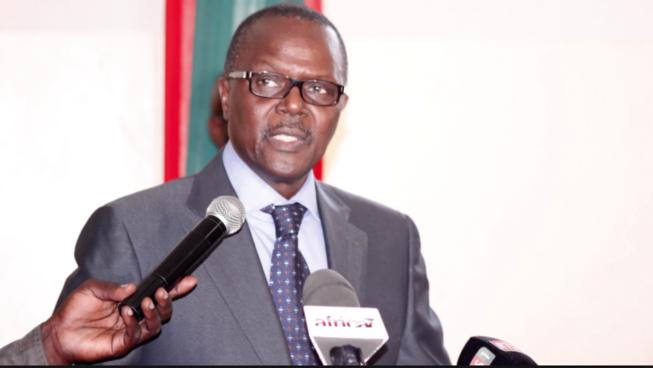 Ousmane Tanor Dieng : « notre base a joué sa partition dans la réélection de Macky Sall »