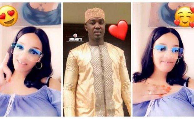 Le message d'amour très frissonnant de l'épouse de Cheikh Sarr