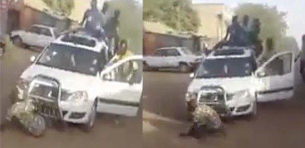 L'incroyable accident qui affole la toile au Sénégal « Foo Bii Da Moudier Eup »