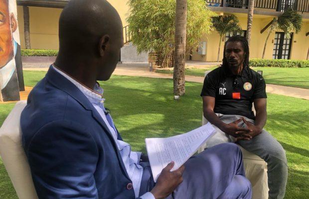 Aliou Cissé «Il y a un facteur chance qui nous fuit depuis 2002»