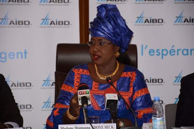 Air Sénégal : Les notes du ministre des Transports aeriens, Maïmouna Ndoye Seck à la nouvelle compagnie nationale