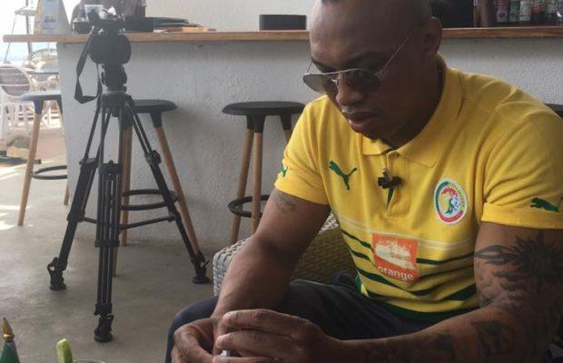 El Hadji Diouf note Aliou Cissé et son équipe: « Il y a beaucoup de déchets, c'est lent… »