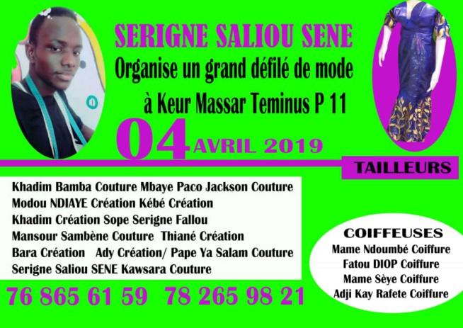 Le 04 Avril, Keur Massar: Serigne Saliou Séne la main magique présente sa nouvelle collection parrainée à l'incontournable Cheikh Sarr Zik FM