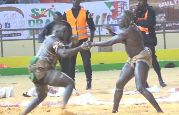 Mbaye Gouye Gui surprend et bat Aliou Sèye 2