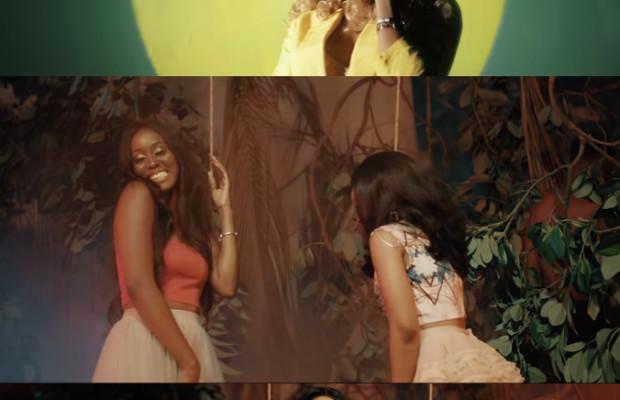 Teaser – Queen Biz – Pan African Lover ft. Chidinma