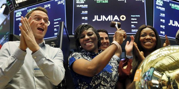 Bourse : la startup africaine Jumia réussit son entrée à Wall Street