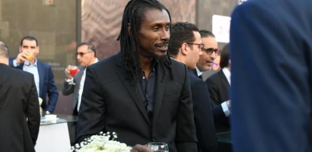 CAN 2019 : En images, les légendes invitées au tirage au sort