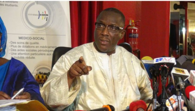 Ministère de l'Enseignement supérieur : les services du ministre Cheikh Oumar Hann