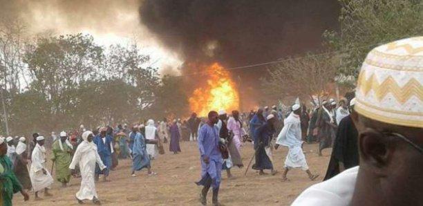 Dakaa de Médina Gounas : Un incendie ravage deux tentes