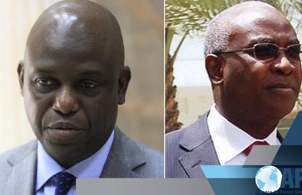 Passation de service entre Mansour Faye et Serigne Mbaye Thiam, mardi