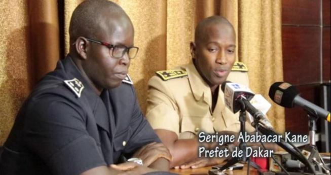 Encombrement de la voie publique : Le Préfet de Dakar donne les instructions de Macky Sall aux maires