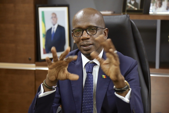 """Etats Généraux de l'Intelligence Economique Africaine (EGIA) - Lassana Gagny Sakho Dg Onas:""""Le Sénégal a décidé d'adopter un nouveau modèle de développement pour accélérer sa marche vers l'émergence"""""""