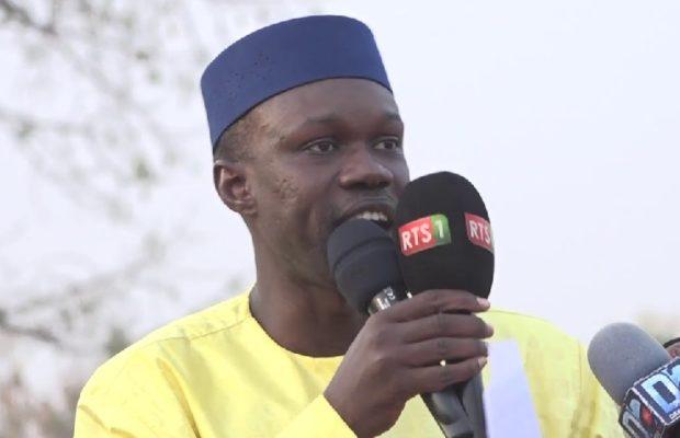 Abdou Mbow : ''Ousmane Sonko est libre, mais''