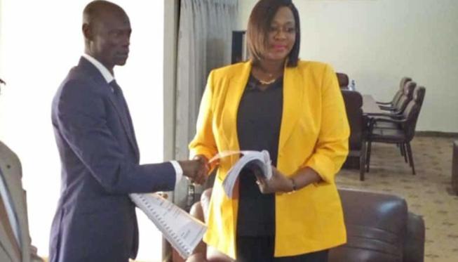 Quand Pape Gorgui Ndong fait la leçon à Néné Fatoumata Tall