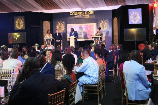 La 15 eme éditions de la  soirée de remise des Cauris d'Or 2019: « L'incontournable »