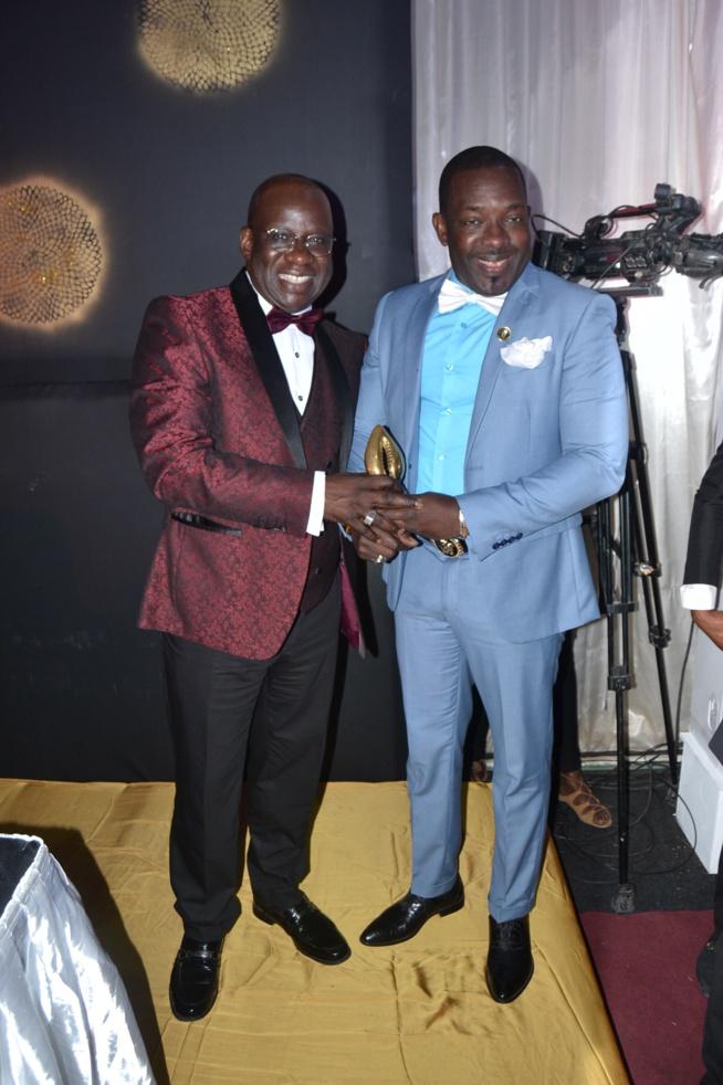 CAURIS D'OR: Mbaye Diéye Faye ambassadeur des Cauris édition 2019.