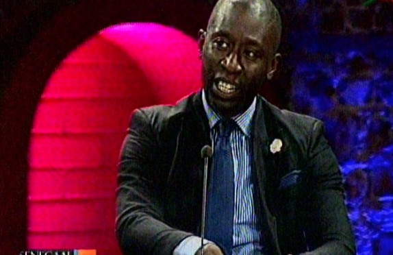 Coup de gueule du Styliste Salam Ndiaye l'habilleur des star.