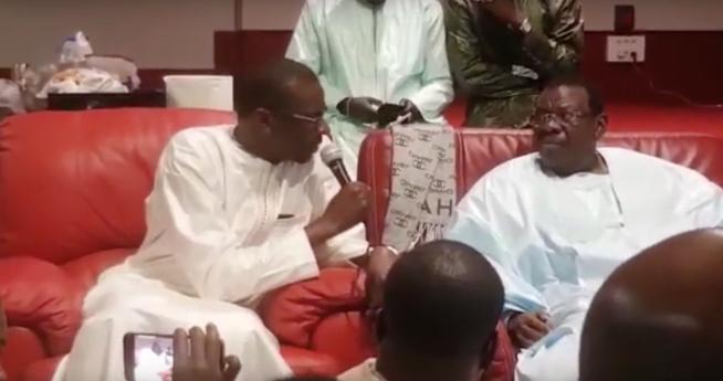 VIDÉO Leylatoul khadre 2018: Dernier apparition de Cheikh Bethio avec le consul du Sénégal à Bordeaux.