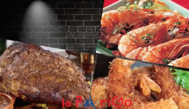 RAMADAN: PARIGO RESTAURANT FAST FOOD UNE SEULE DESTINATION DES STAR ET VIP DE DAKAR. A COTÉ DE LA FOIRE.