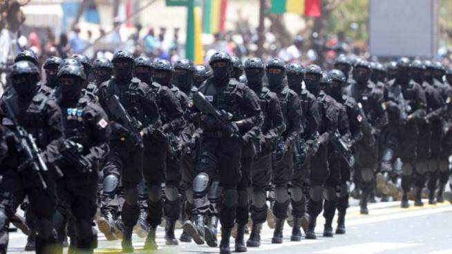 87d1a0d936c Concours D entrée À La Gendarmerie 2019  Niveau CFEE …
