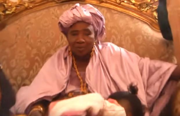 Voici la mère de Cheikh Serigne Saliou Thioune, fils aîné de Cheikh Béthio