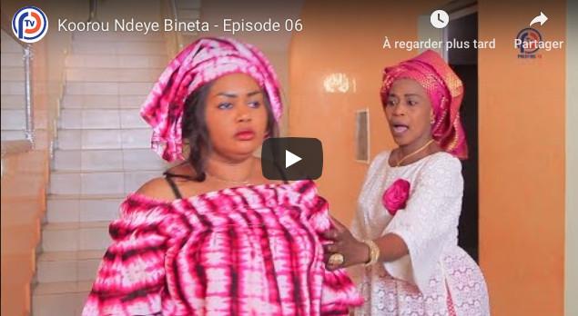 Koorou Ndeye Bineta - Episode 06