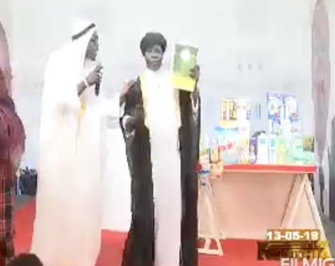 """Le show de kouthia avec Malick Diabou seck après la sortie de sa dernière vidéo """"SOPEY NABI"""" qui compte plus d'1 million de vues sur YOUTUBE"""