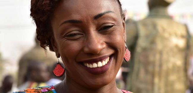Festival de Cannes 2019 : Maïmouna Ndiaye, actrice panafricaine et membre du jury