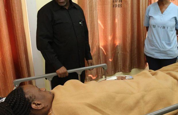 """Zone B: Une pharmacienne se retrouve à l'hôpital après avoir récupéré l'argent d'un """"client"""""""