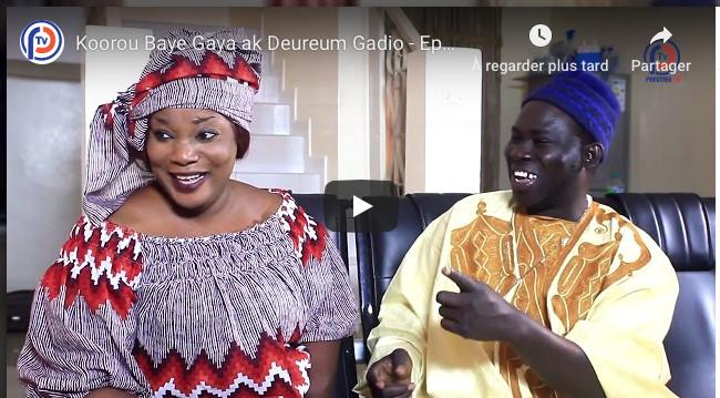 Koorou Baye Gaya ak Deureum Gadio - Episode 09