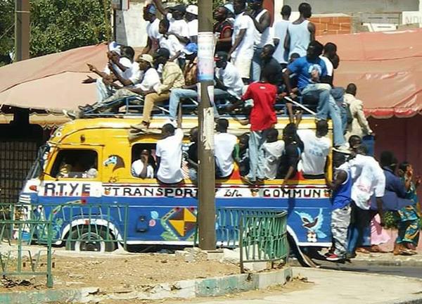 Transport - Surcharge de véhicules: l'Honorable Seydou Diouf exige la répression de responsables