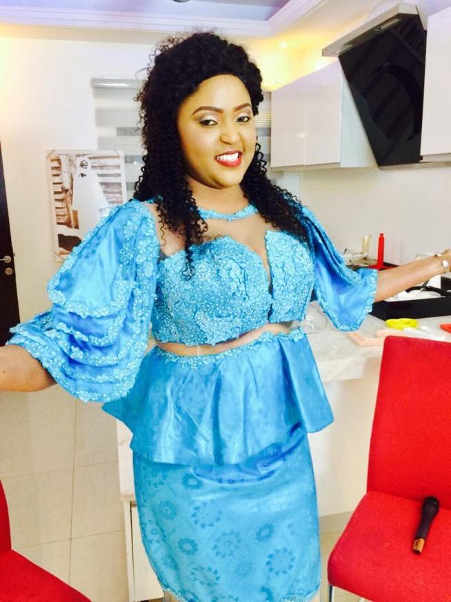 Mode Korité 2019 : Alima Ndione de la Sen Tv ne se laisse pas faire!!!