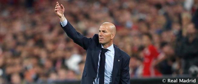 Real Madrid- Zinedine Zidane : « Je n'ai le pouvoir de rien. Ce qui est important, c'est de faire les choses ensemble »