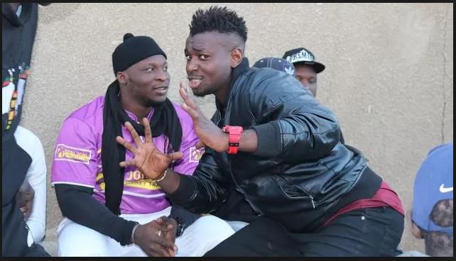 "LUTE: Aladji Mbaye met en garde Ketchup et lui promet le""Gnol gnol"" avant d'attaquer Gouye gui. REGARDEZ"