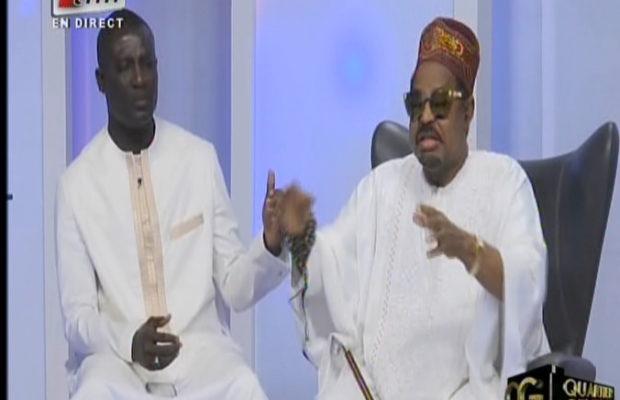 Show débat entre Ahmed Khalifa Niasse et Oustaz Assane Seck